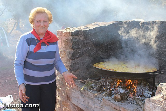 The Community increases its staff so that the neighbors of Totana realize the traditional barbecues in the pilgrimage of Santa Eulalia, Foto 4