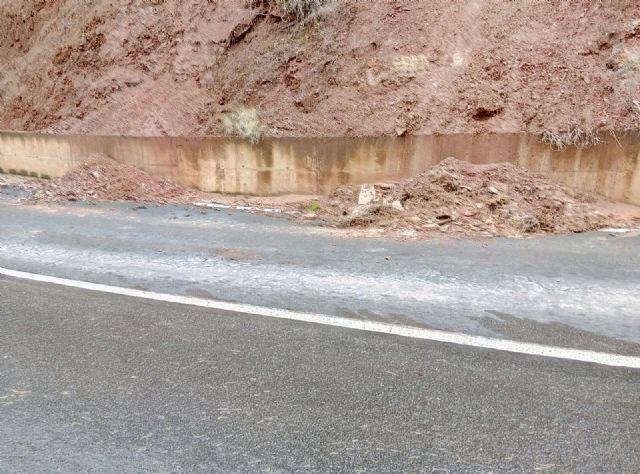 Sierra Espuña registra la mayor concentración de precipitaciones de la Región de Murcia durante el temporal de lluvias generalizadas, Foto 4