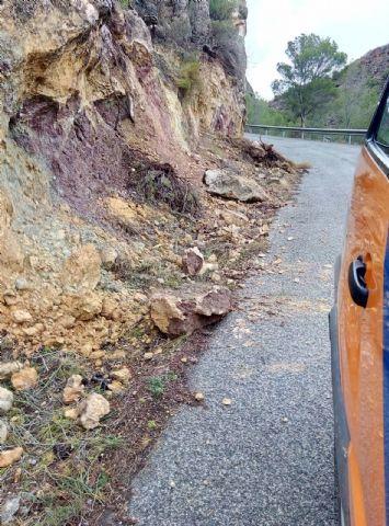 Sierra Espuña registra la mayor concentración de precipitaciones de la Región de Murcia durante el temporal de lluvias generalizadas, Foto 5