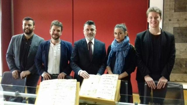 Caravaca de la Cruz acoge un concierto en el que se interpretarán partituras históricas halladas en el Archivo regional - 1, Foto 1