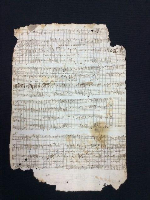 Caravaca de la Cruz acoge un concierto en el que se interpretarán partituras históricas halladas en el Archivo regional - 2, Foto 2