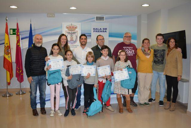 Eco-Escuelas Litorales entrega los premios del concurso de dibujo La Mar es vida - 1, Foto 1
