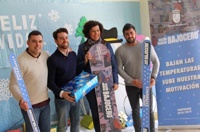 La Comunidad Autónoma ofrece viajes a la nieve para jóvenes desde Puerto Lumbreras - 1, Foto 1