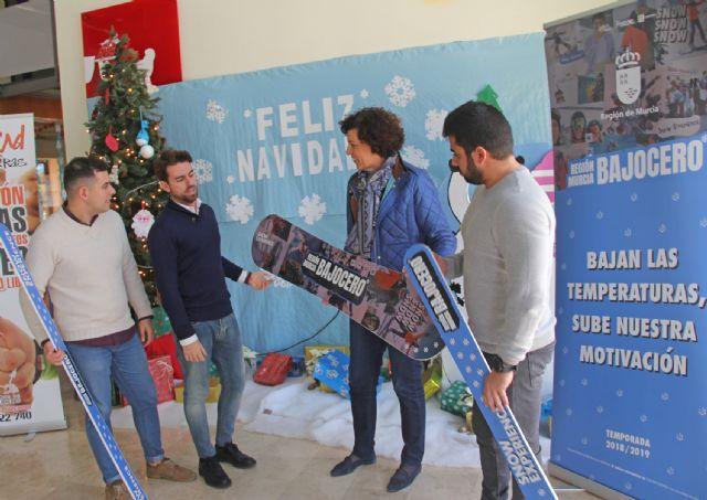 La Comunidad Autónoma ofrece viajes a la nieve para jóvenes desde Puerto Lumbreras - 2, Foto 2