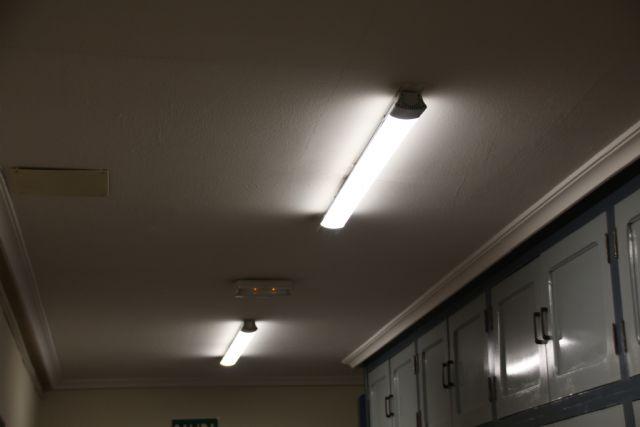 El Ayuntamiento apuesta por la eficiencia energética con la sustitución de todas sus luminarias, Foto 2