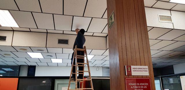 El Ayuntamiento apuesta por la eficiencia energética con la sustitución de todas sus luminarias, Foto 3
