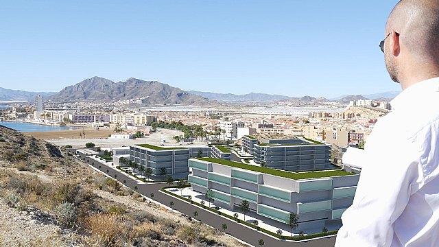 Urbincasa construirá 400 nuevas viviendas en Puerto de Mazarrón, en un residencial exclusivo situado junto al faro y la Playa de la Isla, Foto 1