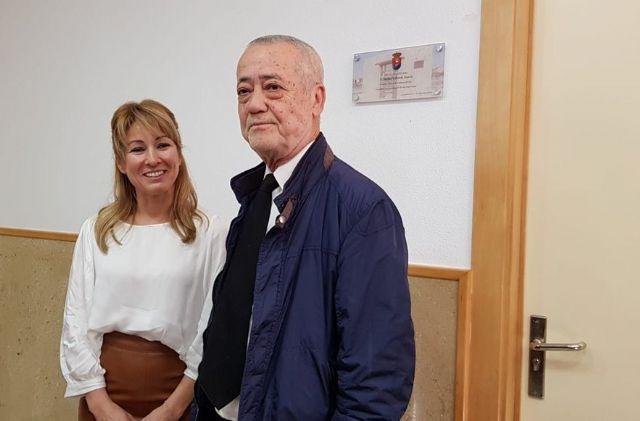 """Campos del Río homenajea al escritor Eduardo García e inaugura el Archivo Municipal """"Matías Valverde García"""" - 3, Foto 3"""