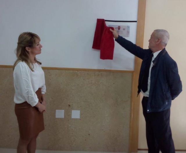 """Campos del Río homenajea al escritor Eduardo García e inaugura el Archivo Municipal """"Matías Valverde García"""" - 4, Foto 4"""