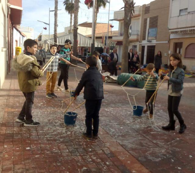 Campos del Río da la bienvenida a la Navidad 2018 - 5, Foto 5