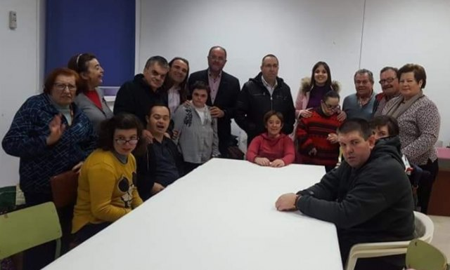 They grant a grant of 3,000 euros to cover part of the expenses of the Leisure and Leisure Time program for People with Intellectual Disability of PADISITO