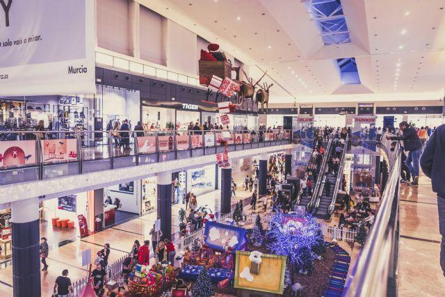 Detenida una persona e investigada otra por un altercado en la tarde de Reyes en un centro comercial de Lorca