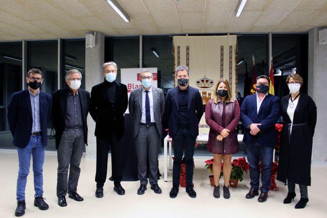 Inaugurada la sede física permanente de la Universidad de Murcia en Blanca - 1, Foto 1