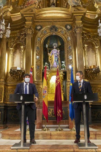 El Gobierno regional convertirá la iglesia convento de San José de Caravaca en el epicentro de las celebraciones del próximo Año Jubilar - 3, Foto 3