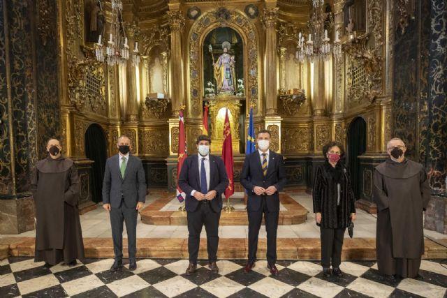 El Gobierno regional convertirá la iglesia convento de San José de Caravaca en el epicentro de las celebraciones del próximo Año Jubilar - 4, Foto 4