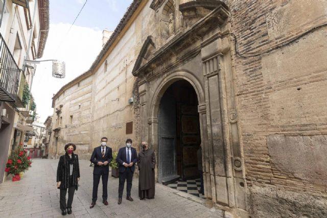 El Gobierno regional convertirá la iglesia convento de San José de Caravaca en el epicentro de las celebraciones del próximo Año Jubilar - 5, Foto 5