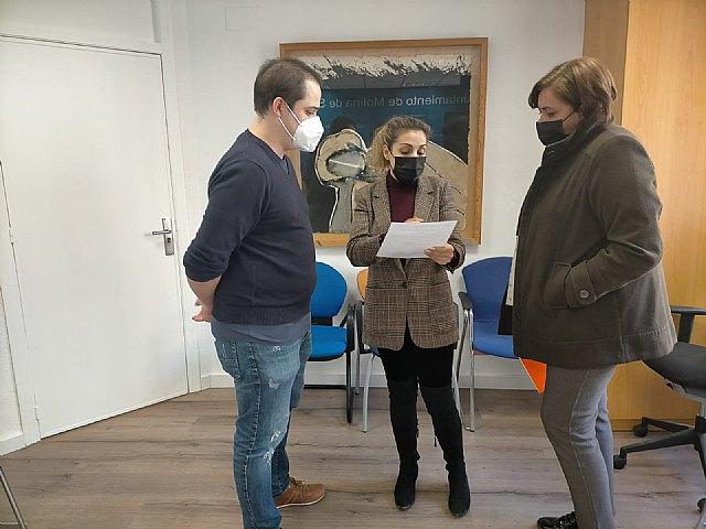 Ciudadanos recoge las demandas de Alcantarilla, Santomera y Molina de Segura para incorporarlas a los presupuestos regionales de 2021 - 1, Foto 1