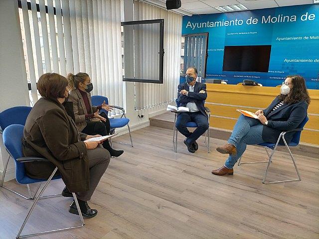 Ciudadanos recoge las demandas de Alcantarilla, Santomera y Molina de Segura para incorporarlas a los presupuestos regionales de 2021 - 2, Foto 2