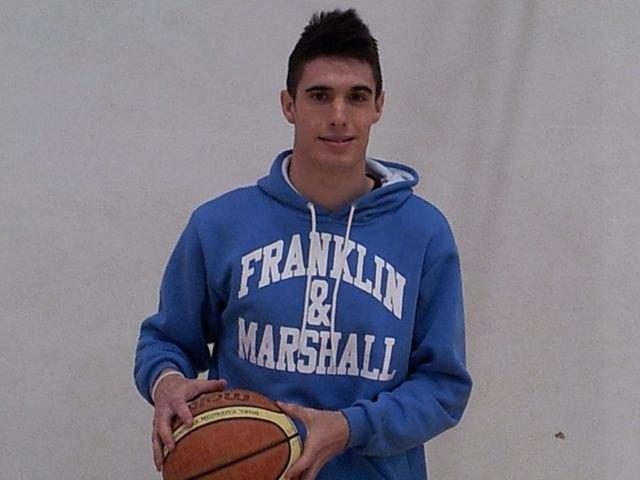 El totanero José Antonio Gilberte Cánovas disputará el Campeonato de España de Baloncesto Cadete con la Selección Murciana, Foto 1