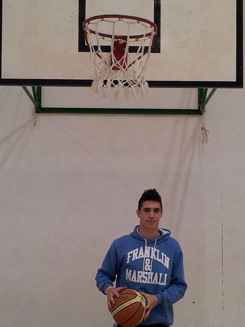 El totanero José Antonio Gilberte Cánovas disputará el Campeonato de España de Baloncesto Cadete con la Selección Murciana, Foto 2