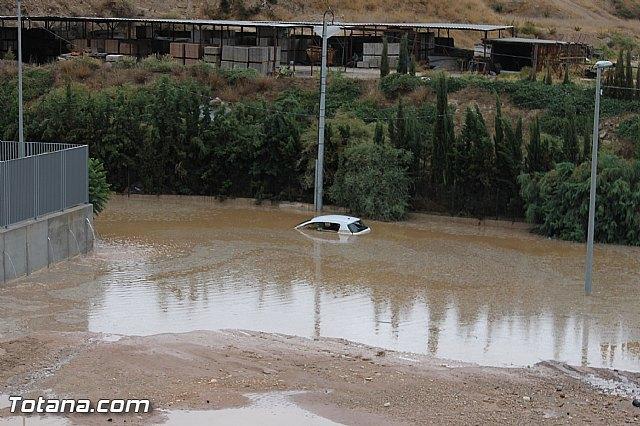 Los agricultores y ganaderos ya pueden pedir las ayudas por las inundaciones del pasado 28 de septiembre, Foto 1