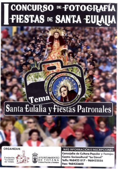 El plazo de participación al concurso de fotografía sobre la figura de Santa Eulalia sigue abierto hasta febrero, Foto 1