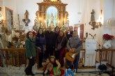 Celebración de la Navidad 2012 en la Ermita de la Virgen de La Huerta de Totana