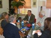 El director general de Personas con Discapacidad del IMAS recibe a responsables de FEAFES