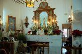 Celebraci�n de la Navidad 2012 en la Ermita de la Virgen de La Huerta de Totana - 1