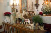 Celebraci�n de la Navidad 2012 en la Ermita de la Virgen de La Huerta de Totana - 6