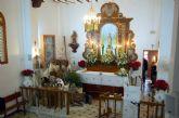 Celebraci�n de la Navidad 2012 en la Ermita de la Virgen de La Huerta de Totana - 7