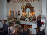 Celebraci�n de la Navidad 2012 en la Ermita de la Virgen de La Huerta de Totana - 8