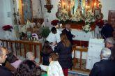 Celebraci�n de la Navidad 2012 en la Ermita de la Virgen de La Huerta de Totana - 10