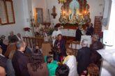 Celebraci�n de la Navidad 2012 en la Ermita de la Virgen de La Huerta de Totana - 11