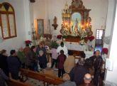 Celebraci�n de la Navidad 2012 en la Ermita de la Virgen de La Huerta de Totana - 12
