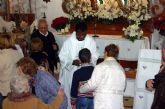 Celebraci�n de la Navidad 2012 en la Ermita de la Virgen de La Huerta de Totana - 13