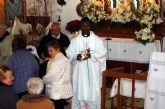 Celebración de la Navidad 2012 en la Ermita de la Virgen de La Huerta de Totana - 14