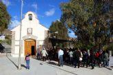 Celebraci�n de la Navidad 2012 en la Ermita de la Virgen de La Huerta de Totana - 20