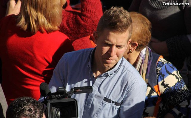 LaDirecta.TV filmed a segment of the Pilgrimage of Santa Eulalia del 7 January 2013 - 2