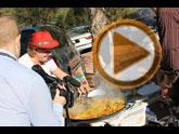 laDirecta.TV grabó un reportaje de la Romería de Santa Eulalia del 7 de enero de 2013