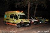 El Servicio Municipal de Emergencias de Totana atendió un total de 550 servicios de asistencias del 061 durante el pasado año