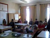 Los alumnos del Aula Ocupacional de Totana participan en diferentes actividades complementarias durante el primer trimestre del curso escolar