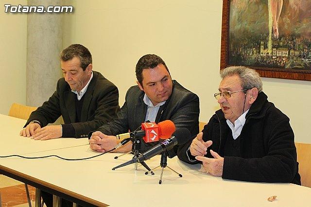 Pedro Marín Ayala será el pregonero de la Semana Santa 2013 y Francisco Miralles Lozano, el Nazareno de Honor, Foto 3