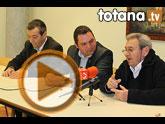 Pedro Marín Ayala será el pregonero de la Semana Santa 2013 y Francisco Miralles Lozano, el Nazareno de Honor
