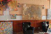 El Casino de Totana acogió una exposición de pintura artística - 2