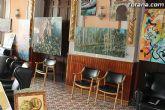 El Casino de Totana acogió una exposición de pintura artística - 3