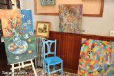 El Casino de Totana acogió una exposición de pintura artística - 10
