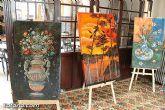 El Casino de Totana acogió una exposición de pintura artística - 7