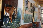 El Casino de Totana acogió una exposición de pintura artística - 25