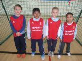 Comienza la fase local de multideporte benjamín de Deporte Escolar